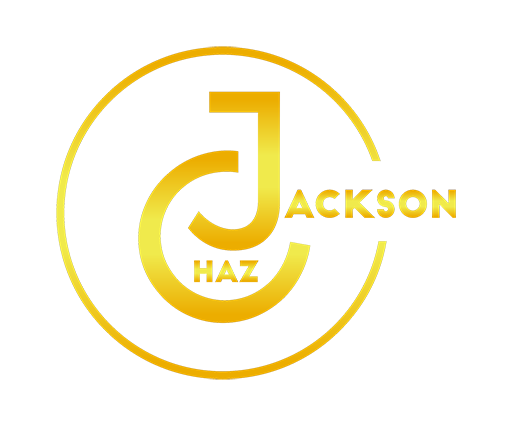 Chaz Jackson Motivational Youth Speaker gold logo