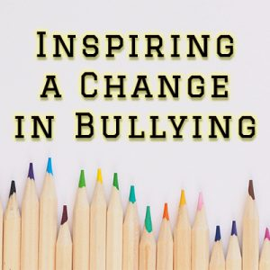 Inspiring a change in bullying chaz jackson speaks