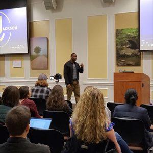 Chaz Jackson Speaks