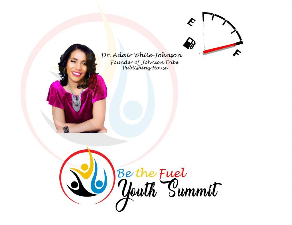 Dr. Adair White-Johnson Summit Logo