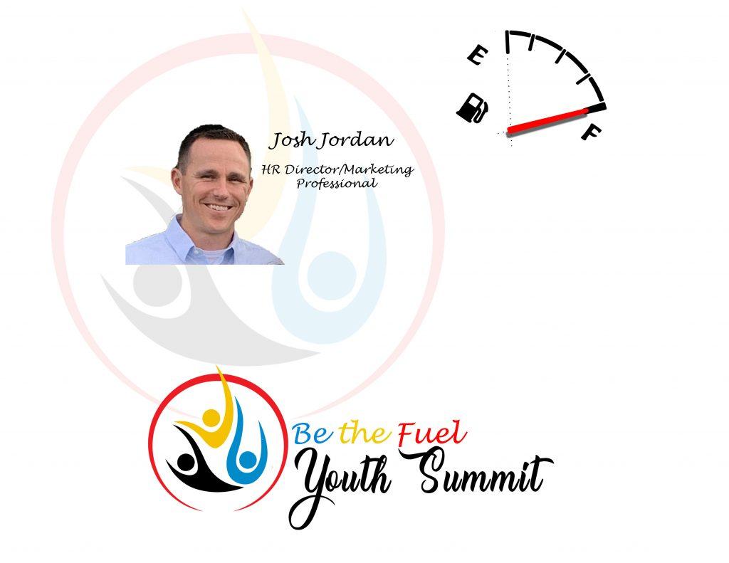 Josh Jordan Official Speaker Photo Layout