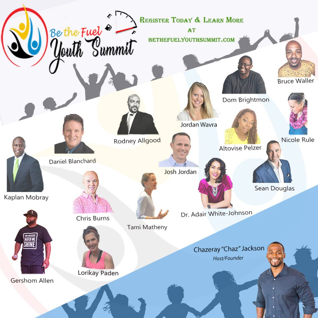 Summit Speaker Flyer 2020 2020