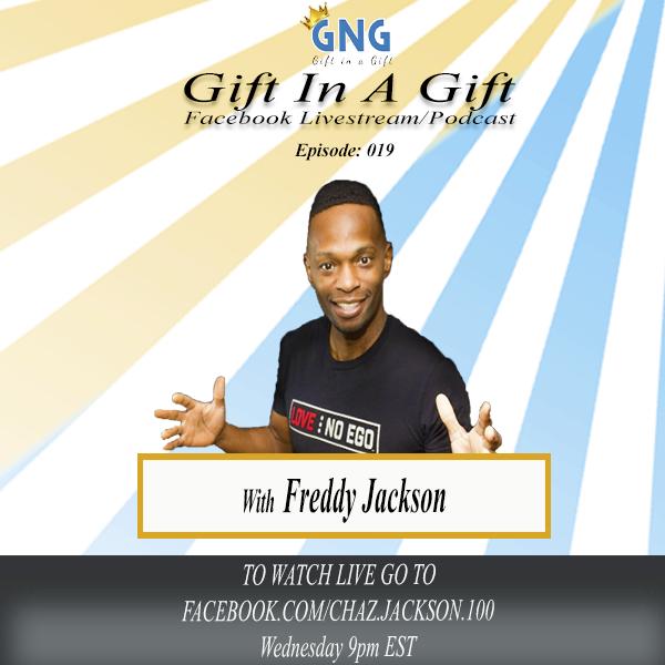 Freddy Jackson Flye