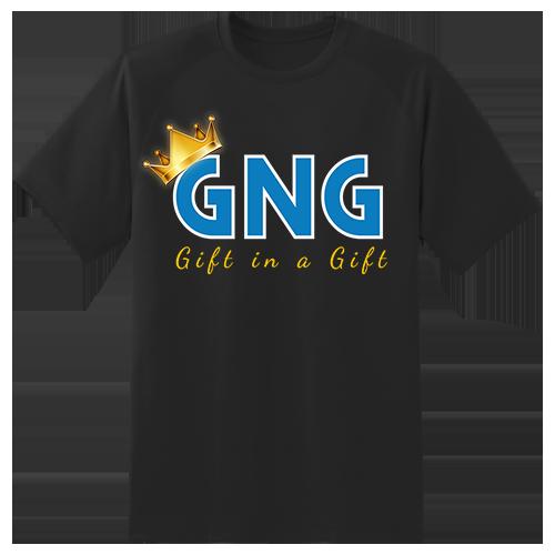 Black GNG Shirt Image