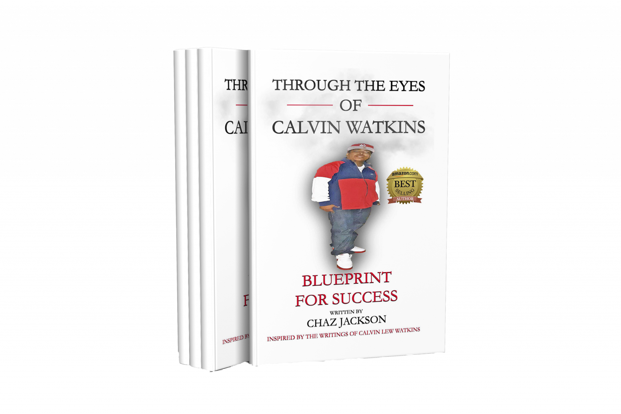 Calvin Book PNG File